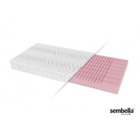 MATERAC MODULIA BULTEX®- 7 strefowy,pianka wysokoelastyczna